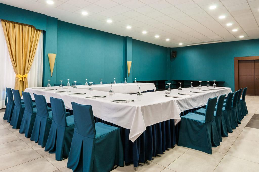 Hotel-ciudad-de-Alcañiz-Poliol-Salones